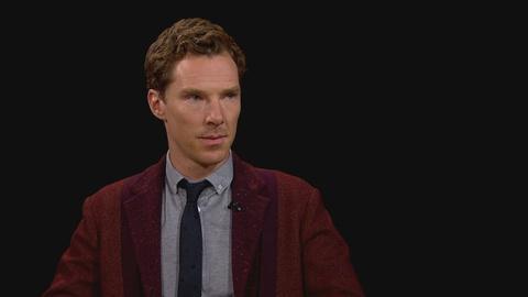 "Charlie Rose The Week -- Benedict Cumberbatch on ""Sherlock"""
