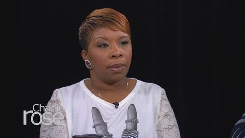 """Charlie Rose The Week -- Lesley McSpadden: """"My Son Was Running for His Life."""""""