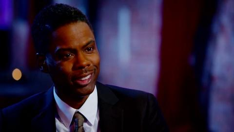 Charlie Rose The Week -- Chris Rock on Writing Movies and Louis C.K.