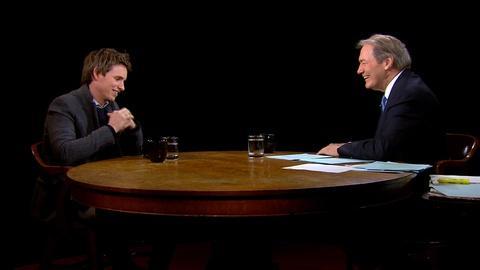 """Charlie Rose The Week -- """"Theory of Everything"""" Eddie Redmayne on Stephen Hawking"""
