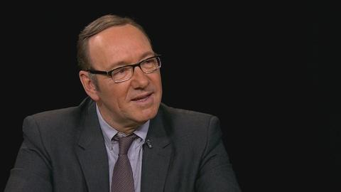 """Charlie Rose The Week -- Kevin Spacey on """"House of Cards"""" vs. Reality"""