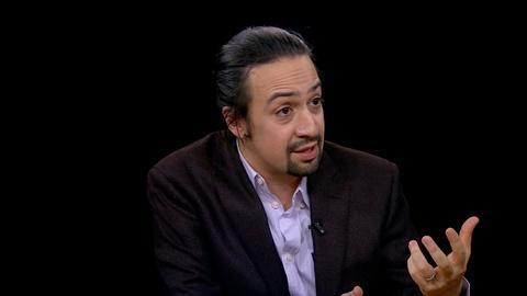 "Charlie Rose The Week -- Lin-Manuel Miranda on ""Hamilton"""