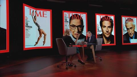 Charlie Rose The Week -- April 17, 2015
