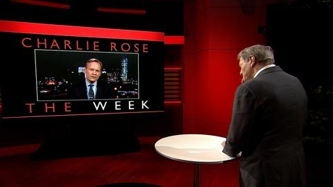 Charlie Rose The Week -- May 22, 2015
