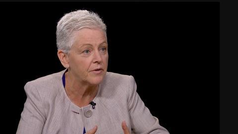 Charlie Rose The Week -- EPA Administrator Gina McCarthy on Climate Change