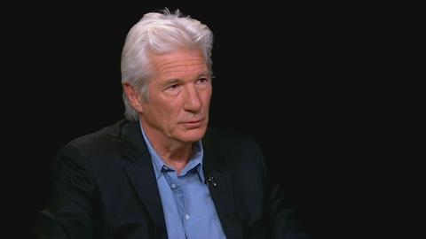 """Charlie Rose The Week -- Richard Gere on """"Time Out of Mind"""""""