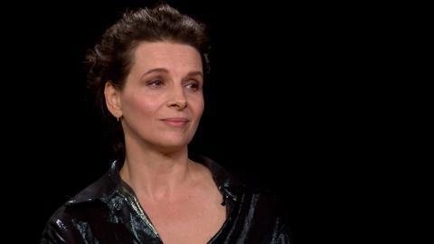 """Charlie Rose The Week -- Juliette Binoche on """"The 33"""""""