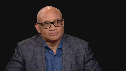 "Charlie Rose The Week -- Larry Wilmore on ""The Nightly Show"""
