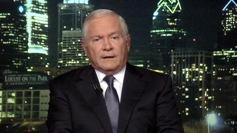 Charlie Rose The Week -- Former Secretary of Defense Bob Gates on ISIS