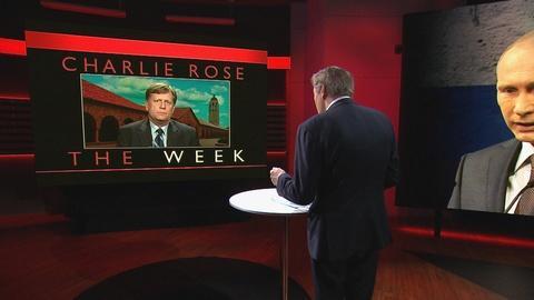 Charlie Rose The Week -- December 18, 2015
