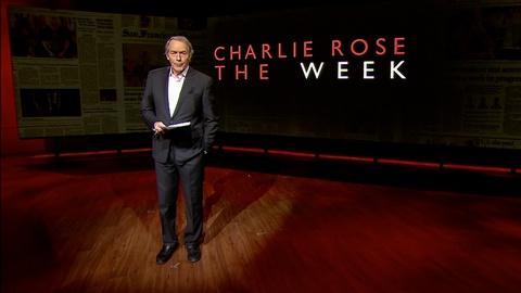 Charlie Rose The Week -- January 22, 2016