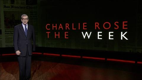 Charlie Rose The Week -- July 8, 2016