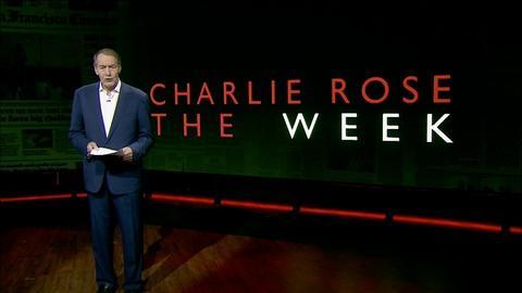 Charlie Rose The Week -- September 9, 2016