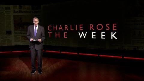 Charlie Rose The Week -- October 21, 2016