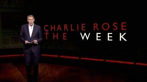 Charlie Rose The Week -- January 13, 2017