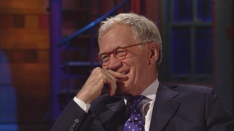 Charlie Rose The Week -- David Letterman on Comedy