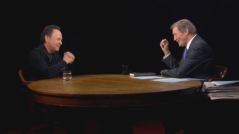 Charlie Rose The Week -- Billy Crystal on the Best Advice He Ever Got