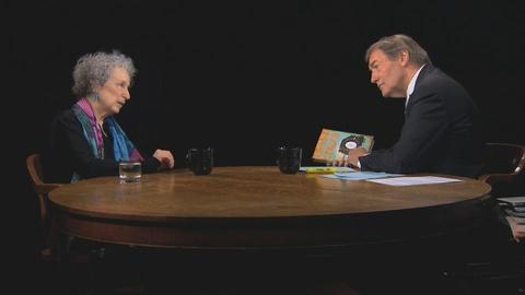 Charlie Rose The Week -- Margaret Atwood on Extinction