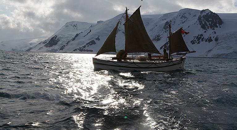 Chasing Shackleton: Episode 1