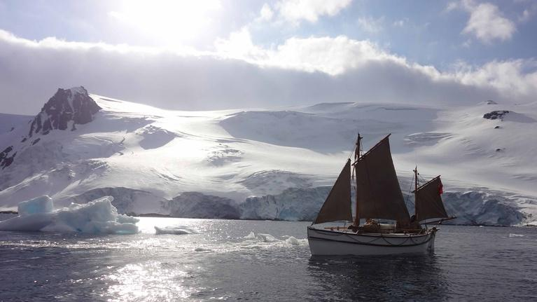 Chasing Shackleton: Preview