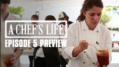 A Chef's Life -- Preview: Don't Tom Thumb Your Nose at Me! (Part 2)