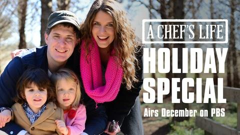 Celebrate the Holidays with Chef Vivian Howard