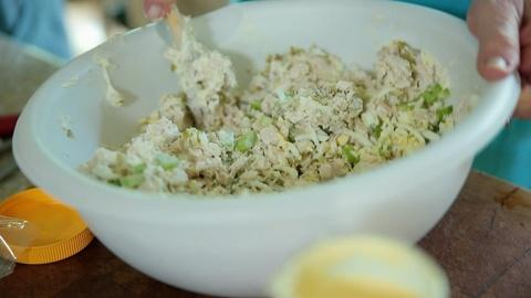 "A Chef's Life -- S3 Ep4: Chicken Salad with ""Big N"" Sylvester's Sour Pickles"