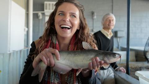 A Chef's Life -- S4 Ep7: More Than One Way to Skin a Catfish