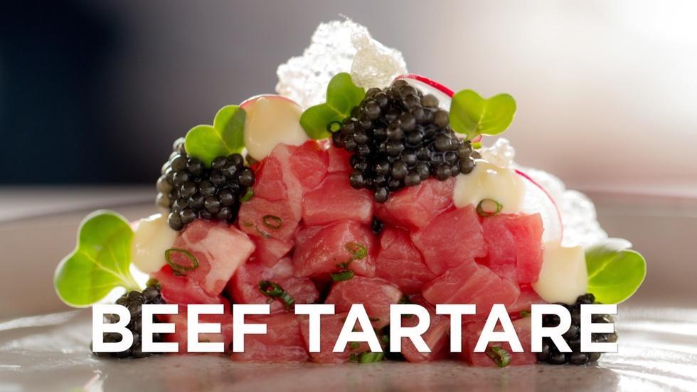 Beef Tartare image