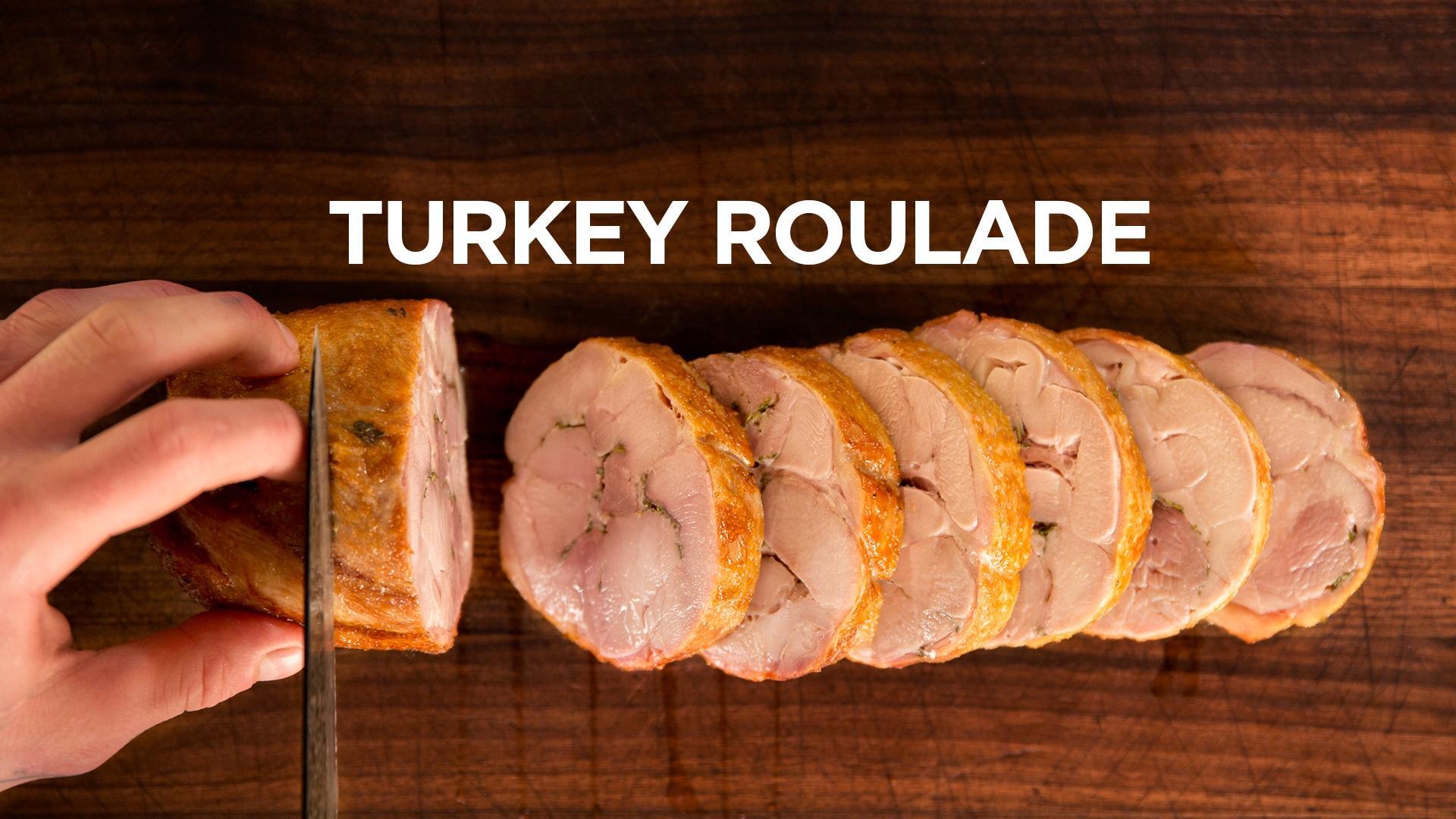 Chefsteps Turkey Roulade Season 2014 Episode 42 Pbs