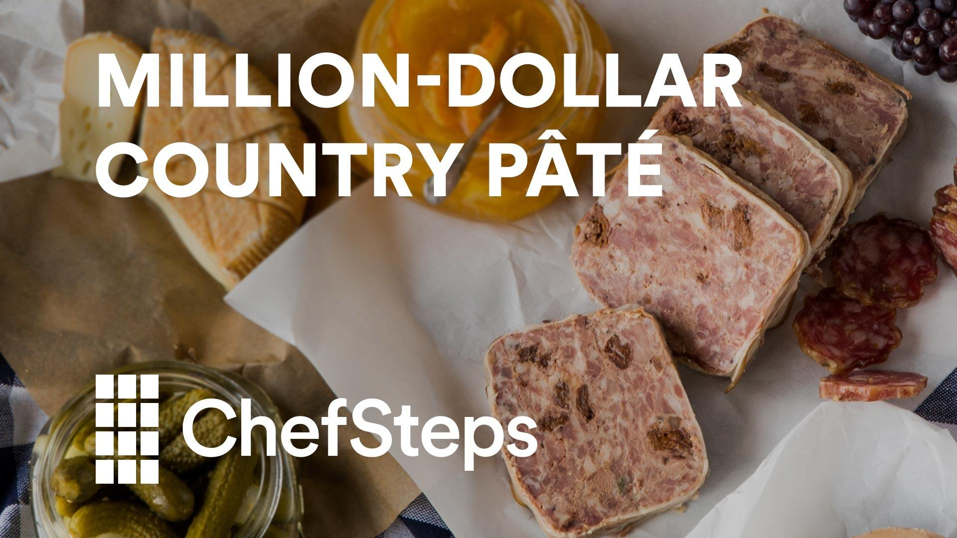 Video Million Dollar Country P T Watch Chefsteps