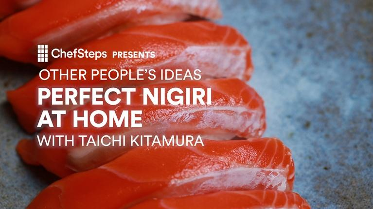 ChefSteps: Perfect Nigiri at Home