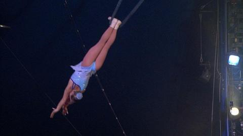 Circus Physics: Pendulum Motion