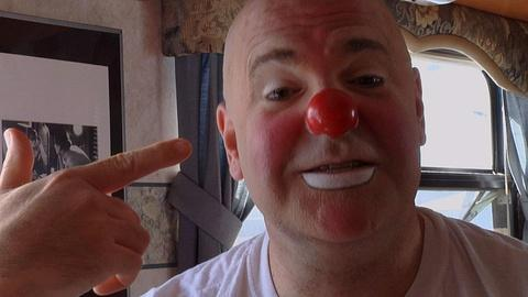 Circus DIY: How to Make a Clown Face