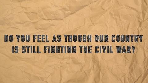 The Civil War -- Q & A: The Civil War Today