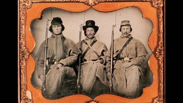 The Civil War: Traitors and Patriots