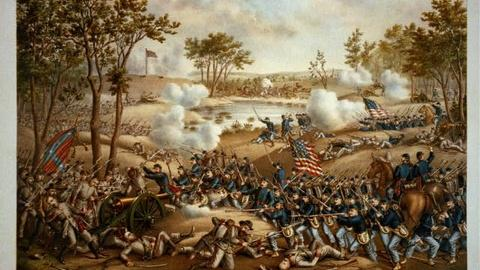 The Civil War -- Battle of Cold Harbor