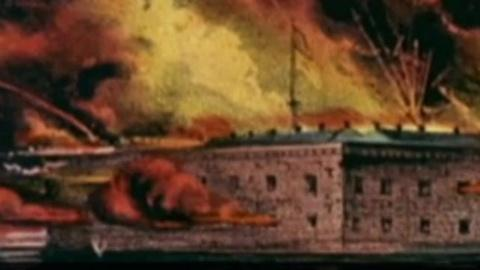 The Civil War -- Fort Sumter