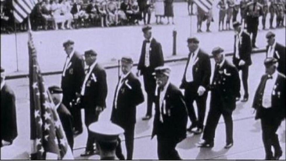 1938 Newsreel image
