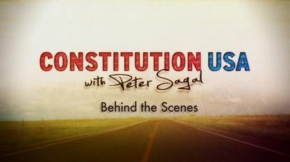 Constitution USA with Peter Sagal -- Behind the Scenes with CONSTITUTION USA