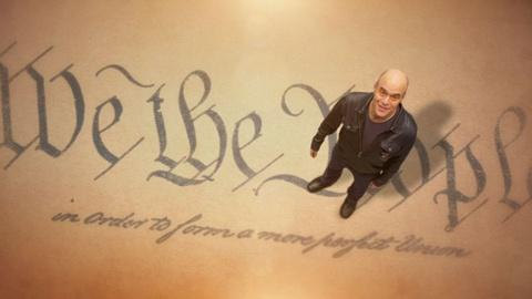Constitution USA with Peter Sagal -- CONSTITUTION USA Series Promo