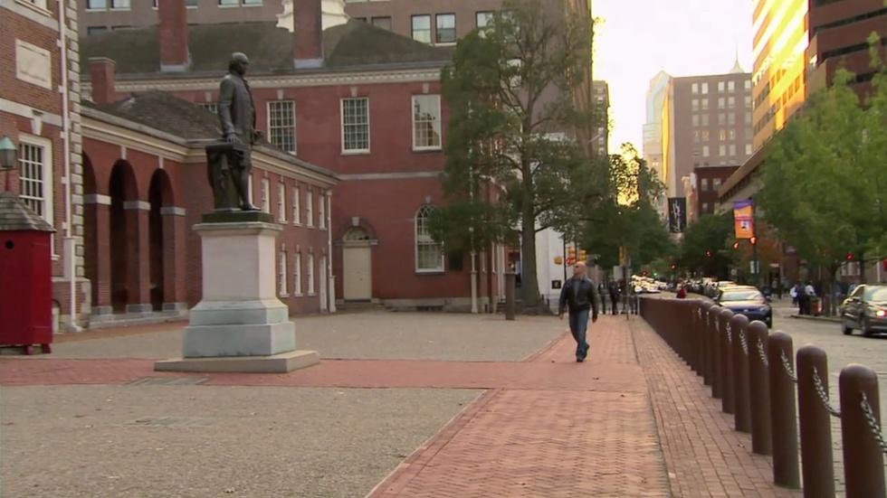 Philadelphia and the Constitutional Convention image
