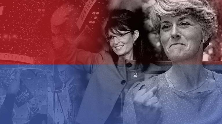 16 for '16 - The Contenders: Ferraro and Palin — The Trailblazers