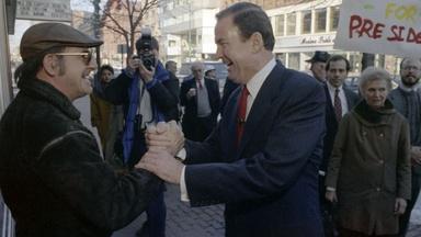 Pat Buchanan's Rivalry with George H.W. Bush