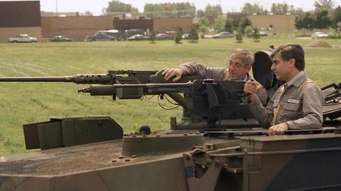 Dukakis' Tank Moment