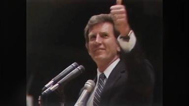 Tracking Gary Hart's Rise in 1984