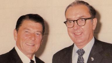 Ronald Reagan's loss at the 1976 Republican Convention
