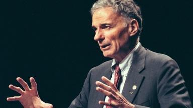 Nader vs the Democratic Machine