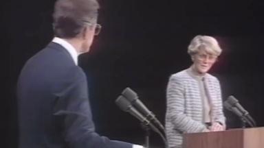 The Ferraro-Bush Vice Presidential Debate