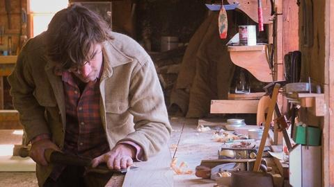 Craft in America -- Learn about Lowell's Boat Shop production line